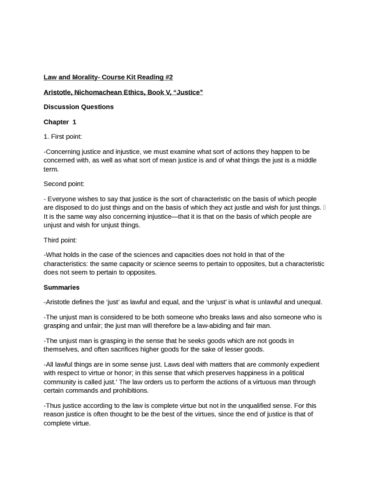 law-and-morality-2nd-course-kit-reading-aristotle-justice-docx
