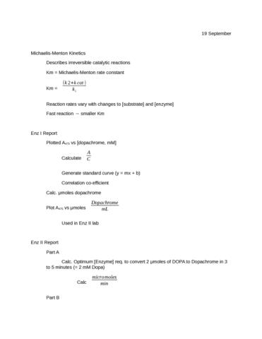 michaelis-menton-kinetics-turnover-number-unit-specific-activity