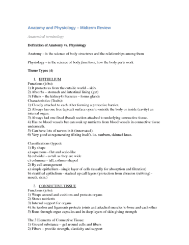 anatomy-and-physiology-midterm-review-docx