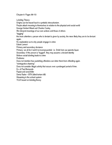 heiner-textbook-chapter-6-notes