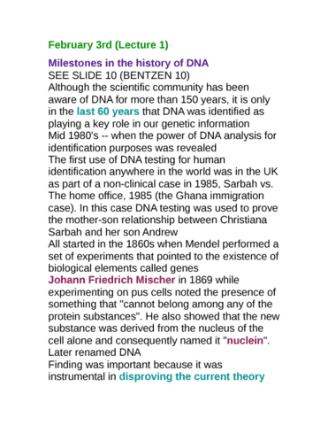 history-of-dna