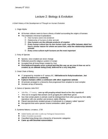 lecture-2-biology-evolution-doc