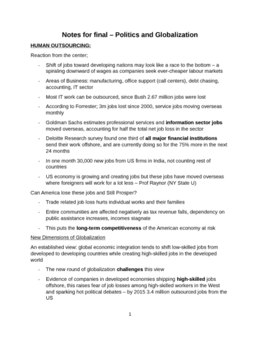 notes-for-final-politics-and-globalization-docx