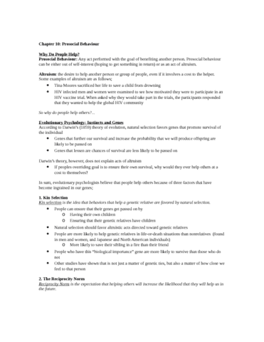 sociology-2233-chapter-10-textbook-notes
