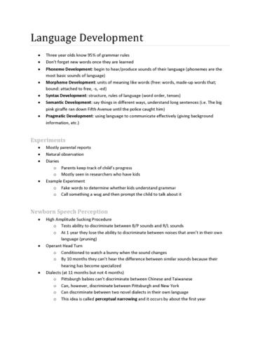 language-development-notes