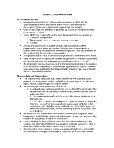 chapter-22-corporations-notes-docx