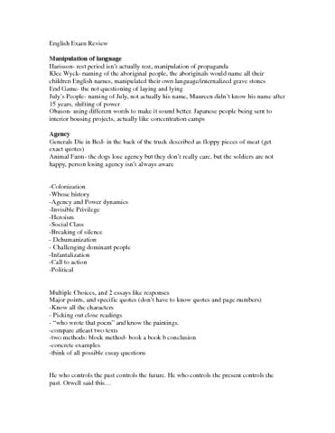 english-exam-review-docx