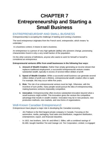 entrepreneurship-reading