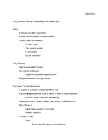 deism-enlightenment-rousseau-the-social-contract-descartes