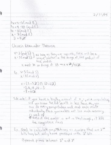 chinese-remainder-theorem