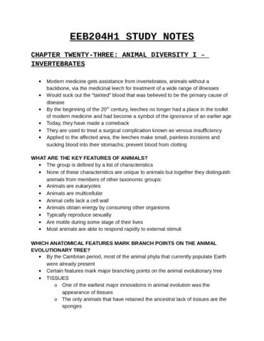eeb204h1-study-notes-3-docx