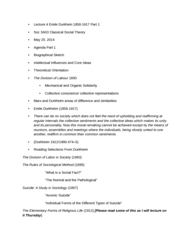 lecture-4-emile-durkhein-1858-docx
