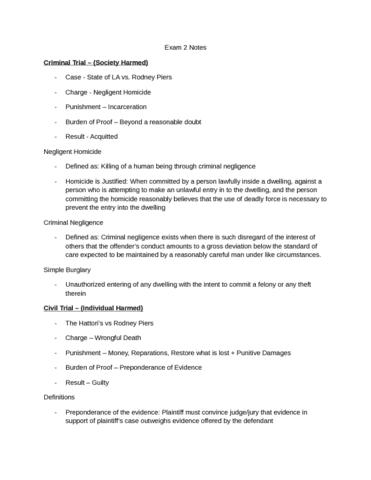 sociology-3371-exam-2-notes