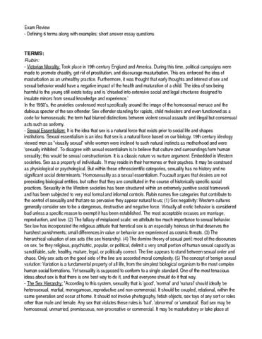 sexualitystudies1021-exam-review-doc