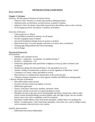 sociology-final-notes-odt