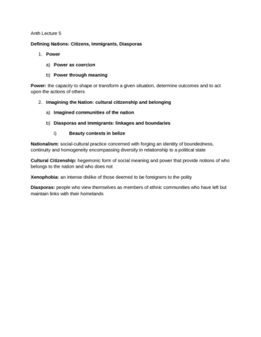 anthropology-lecture-5-docx