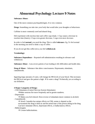 psy240-lecture-9-notes-doc