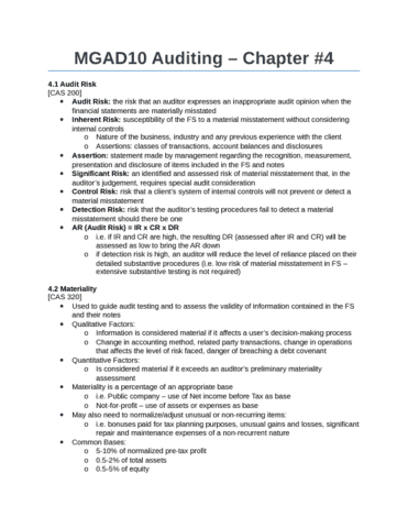 mgad10-auditing-chapter-4-docx