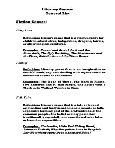 literary-genres-pdf