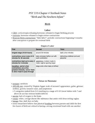 psy-335-chapter-4-textbook-notes