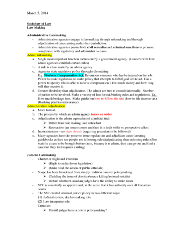 sociology-of-law-march-5-docx