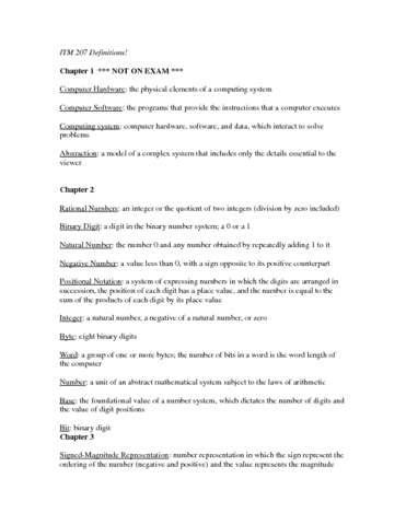 itm-207-definitions-first-half-docx