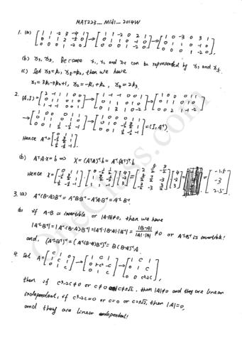 mat223-midterm-1-2014-winter