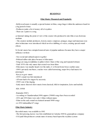 bollywood-midterm-review-docx
