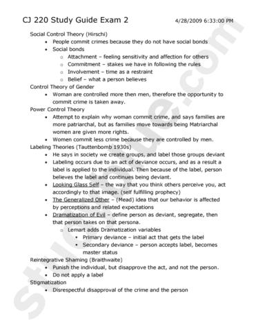 cj-220-study-guide-exam-2