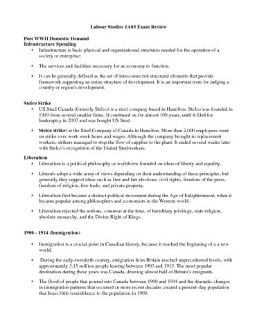 labour-studies-1a03-exam-review-docx
