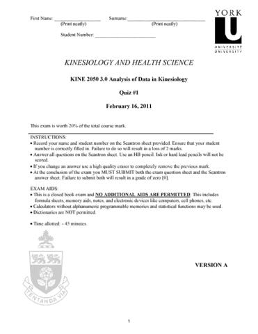 kine-2050-midterm-kine-2050-quiz-1-2011-pdf