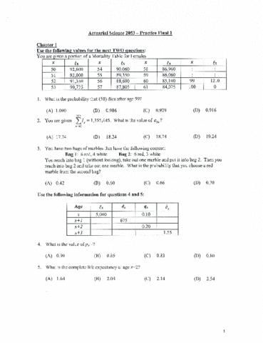 actuarial-science-2053-final-practiceexam-1-pdf