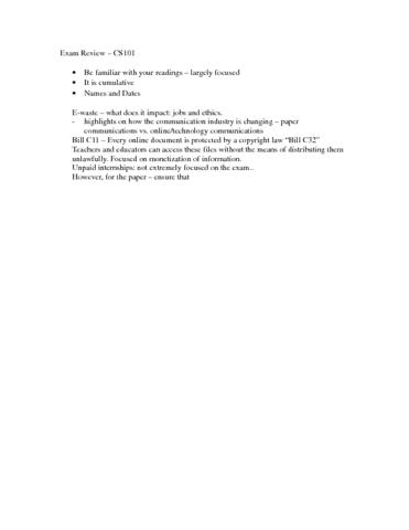 cl-101-midterm-exam-review-cs101-docx