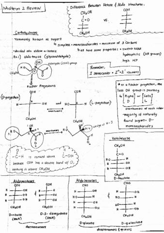 CHEM 14C Midterm: Chem14C - Lecture 4 3 Notes - Midterm 1 Review pdf