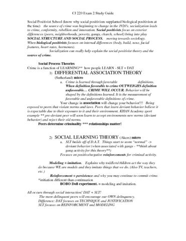 cj-220-midterm-cj220-exam-2-studyguide