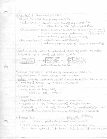 comp-1406-lecture-1-chapter-1-class-notes