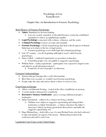 psyc3020-final-psychology-of-law-exam-review-docx