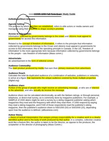 comn-1000-midterm-comn-1000-fall-term-exam-study-guide-docx