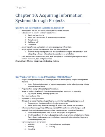 Computer Science 1032A/B Chapter 2: Business Process