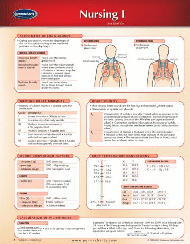nursing-i-reference-guides
