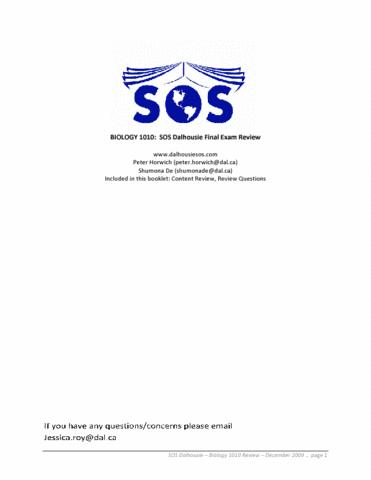 biol-1010-final-genetics-and-evolution-pdf