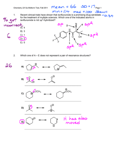 chemistry-2213a-midterm-2011-midterm-with-answers
