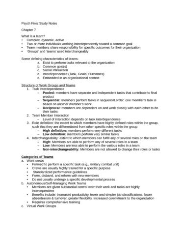 psychology-2061a-b-final-final-notes