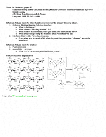 bch4122-lecture-4-lecture-4-notes-cellulose-binding-interface