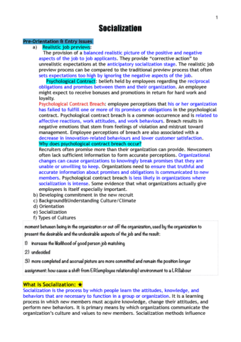 Collab 2n03 Lecture Notes Fall 2015 Lecture 8 Psychological