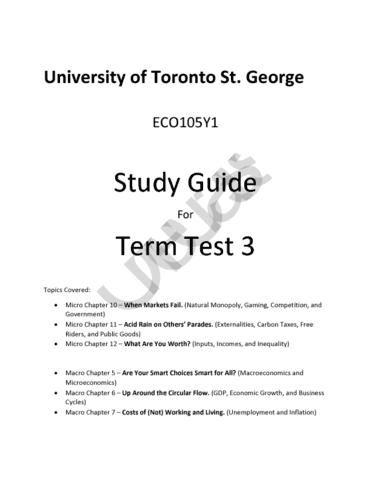 eco105y1-midterm-complete-and-comprehensive-33-page-term-test-3-study-guide-winter-2016