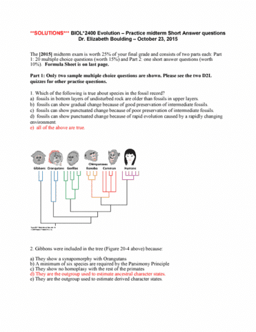 biol-2400-midterm-practise-midterm-f15-solutions