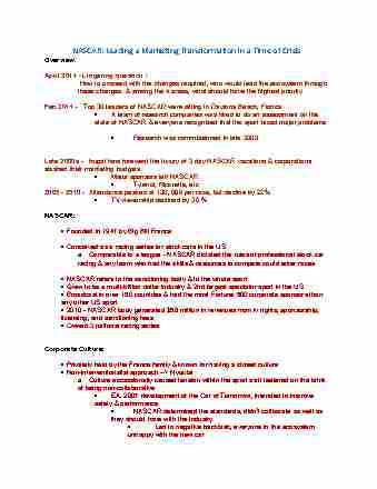 mgmc30h3-lecture-6-mgmc30-nascar-reading-l06-