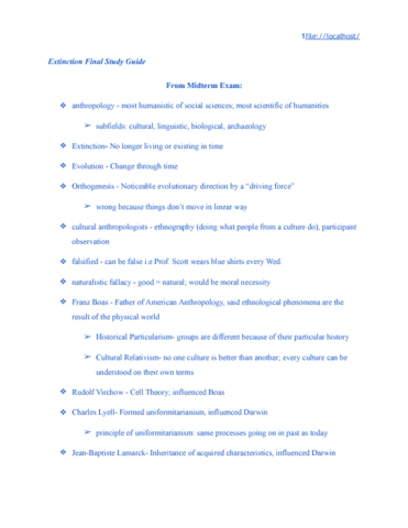 01-070-111-final-extinction-final-exam-study-guide