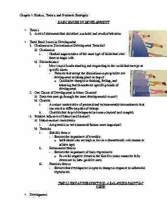 psyc-333-chapter-1-history-theory-and-research-strategies